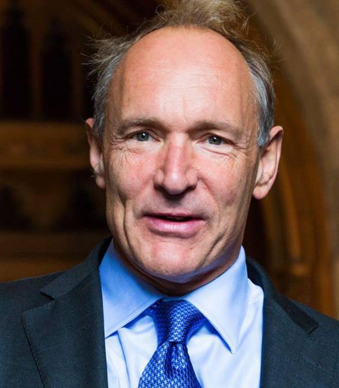 Sir Tim Berners-Lee, criador da internet (Foto: Wikipedia Commons)