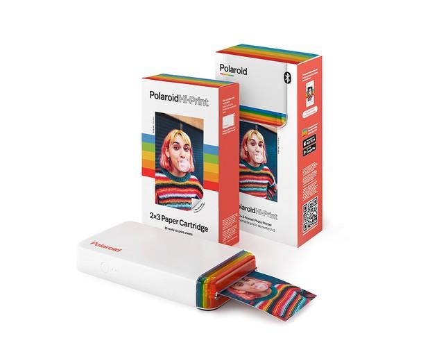 A nova impressora de bolso da Polaroid imprime fotos diretamente ...