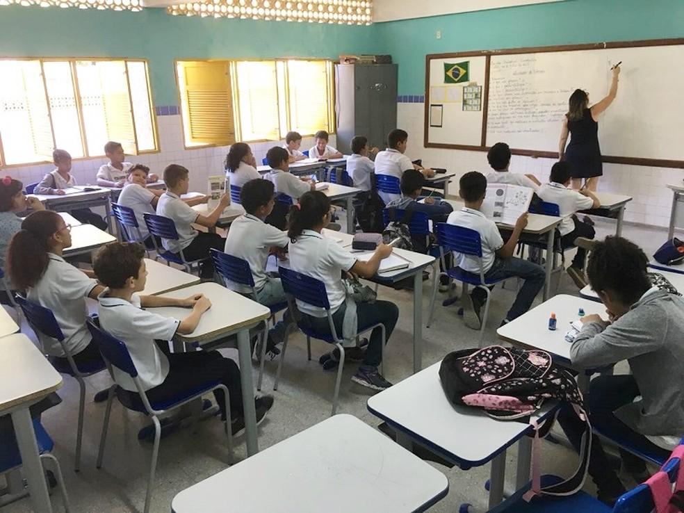 Ano letivo 2019 na rede estadual de educação do RN deve começar no dia 14 de fevereiro — Foto: SEEC/ASSECOM