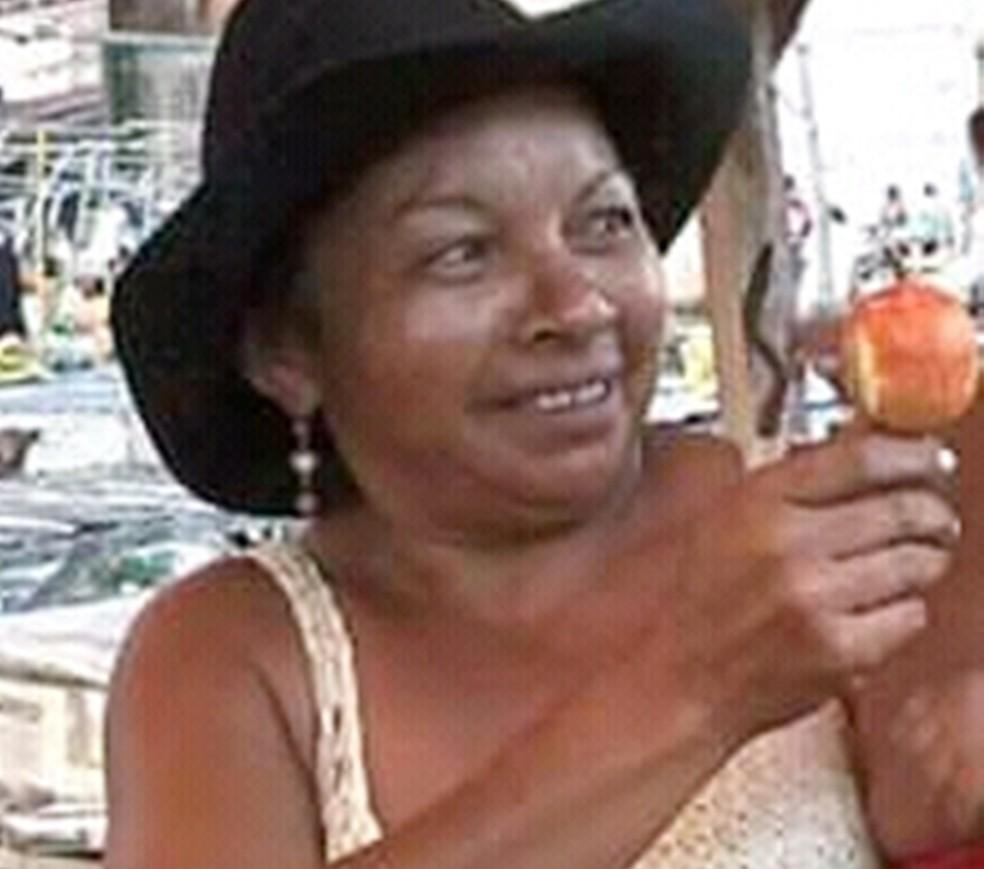 Luzia de Oliveira tinha 51 anos — Foto: Polícia Civil do RN/Divulgação