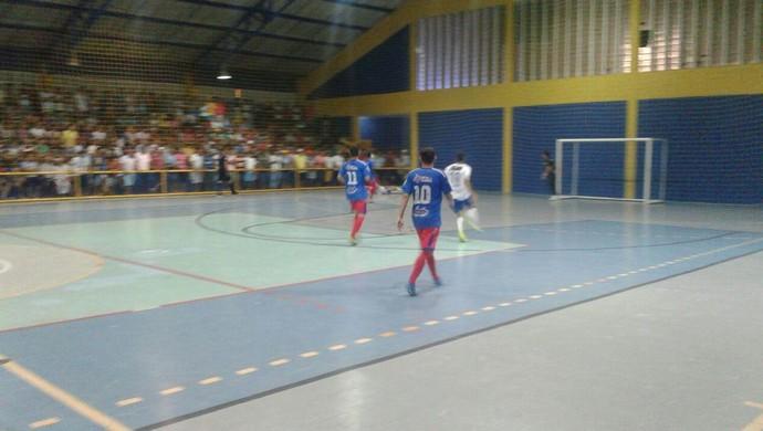 Real Moitense e Capela fizeram a final em Moita Bonita (Foto: Gustavo Costa)