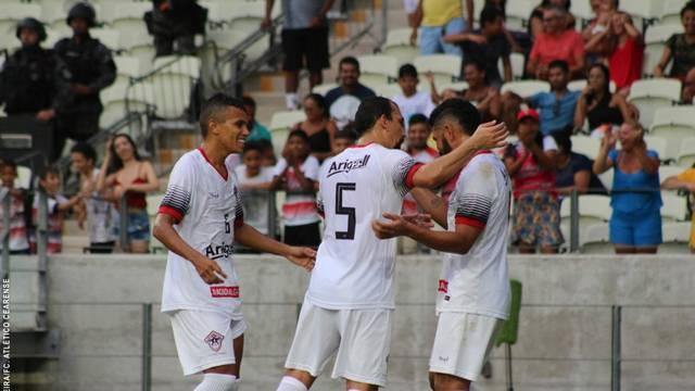 Atlético-CE x Fortaleza