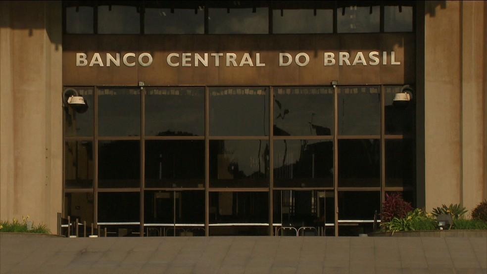 Banco Central (Gnews) — Foto: GloboNews