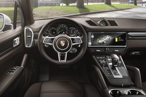 Porsche Cayenne E-Hybrid (Foto: Divulgação)