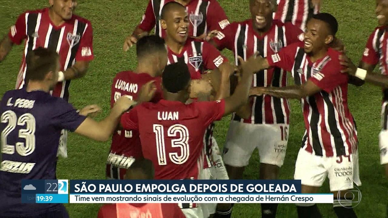 Rodada do Paulistão tem empate no dérbi e goleada do São Paulo