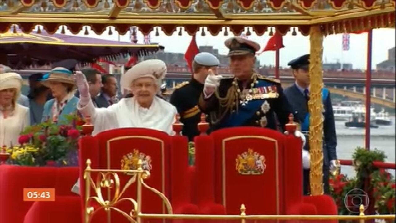 Reino Unido entra no 4º dia de luto pela morte do príncipe Philip