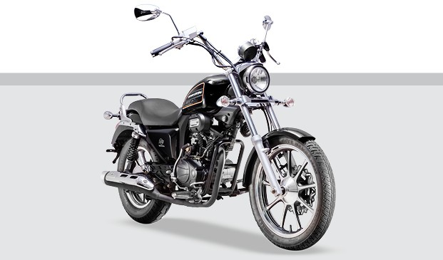 Especial Mobilidade - Motos - Dafra Horizon 150 (Foto: Divulgação)