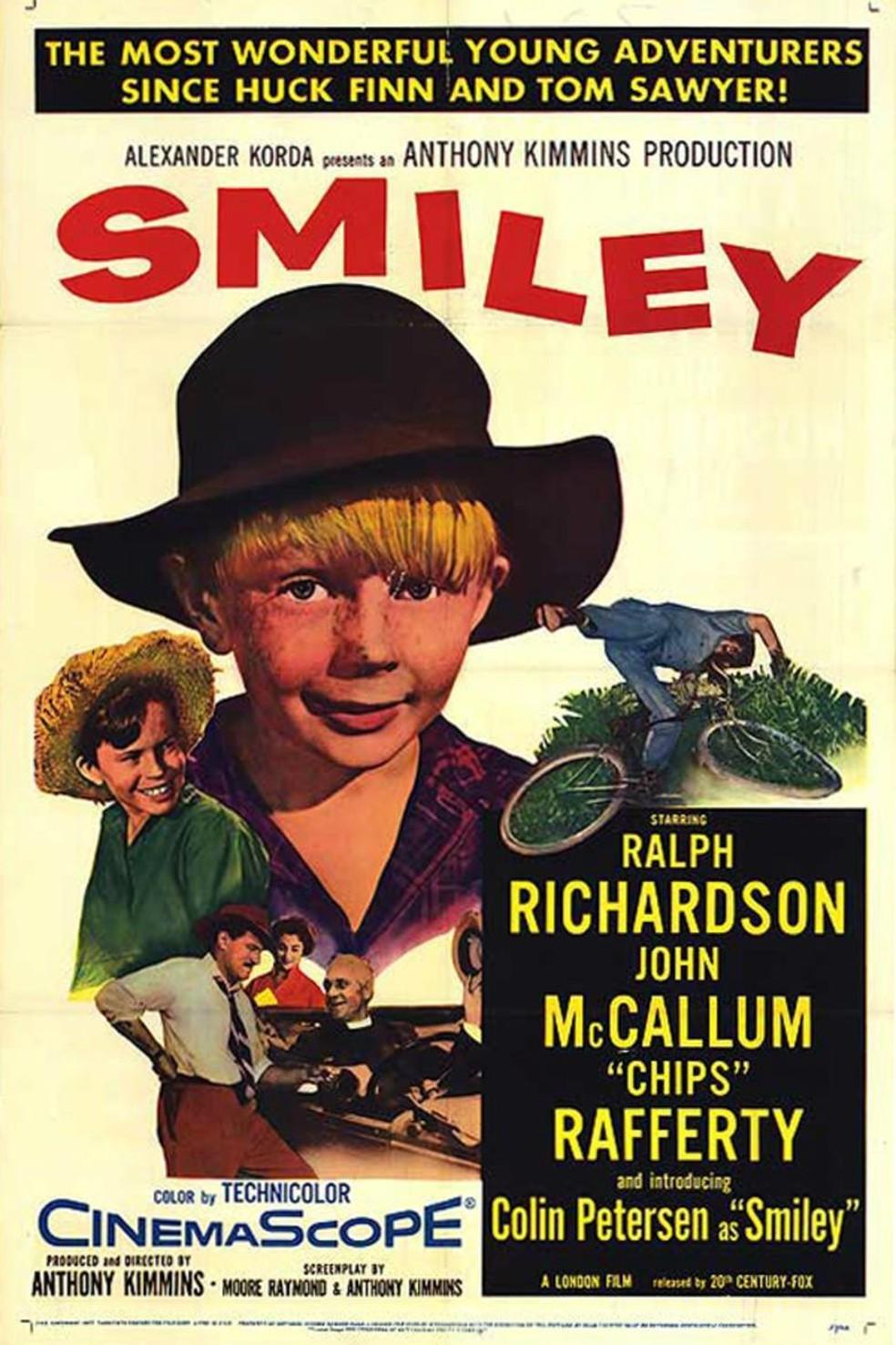 Filme de 1956 seria inspiração para o nome do lateral (Foto: Reprodução)