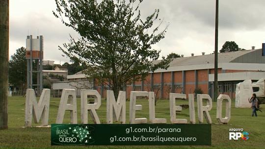 Moradores de Marmeleiro podem participar do projeto Brasil que eu quero