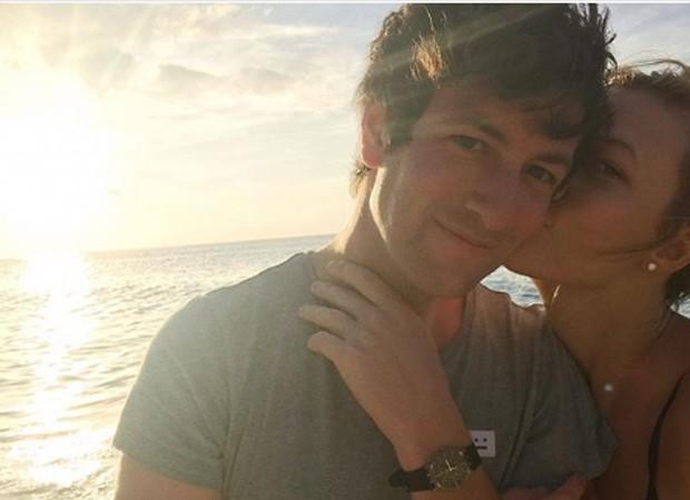 Karlie Kloss e o namorado, Joshua Kushner (Foto: Reprodução/Instagram)