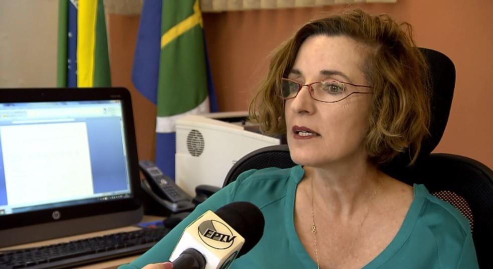 A gerente regional do Ministério do Trabalho e Emprego (MTE), Consuelo Lima. (Foto: Reprodução/ EPTV)