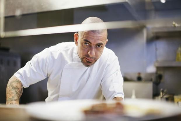 Henrique Fogaça, o chef do Sal Gastronomia (Foto: Divulgação)