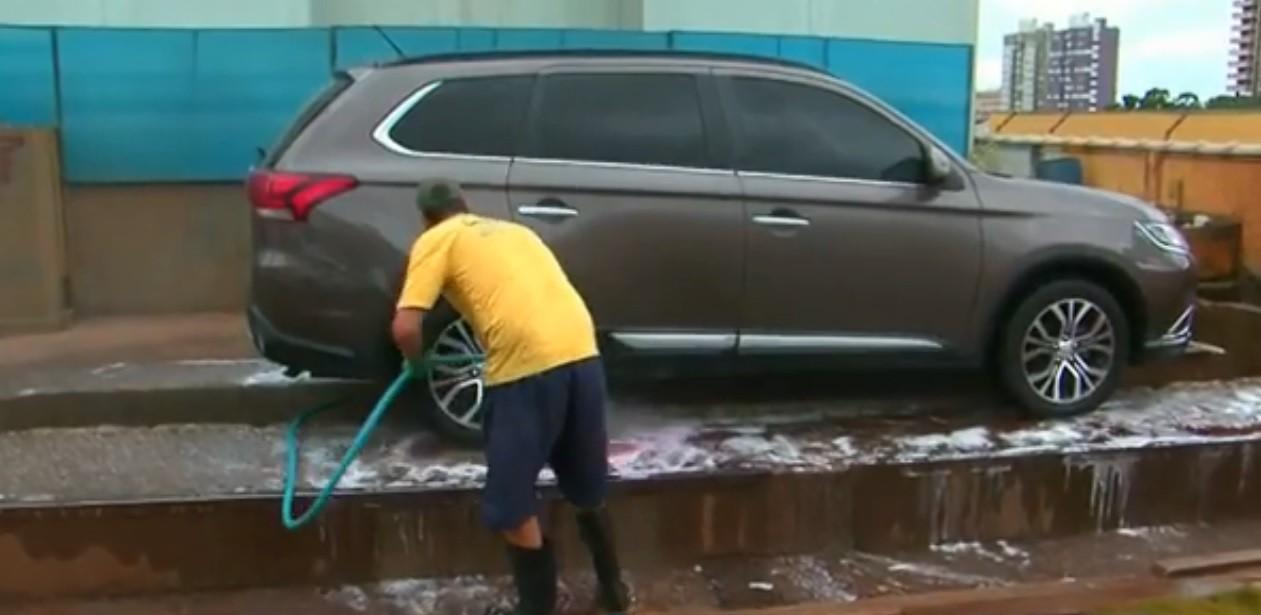 Lava a jato é considerado atividade essencial em liminar contra decreto, em Maringá