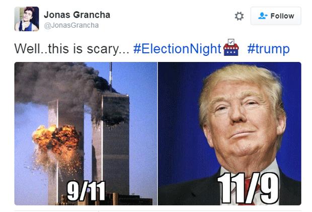 meme eleições eua 5 (Foto: Reprodução/Twitter)