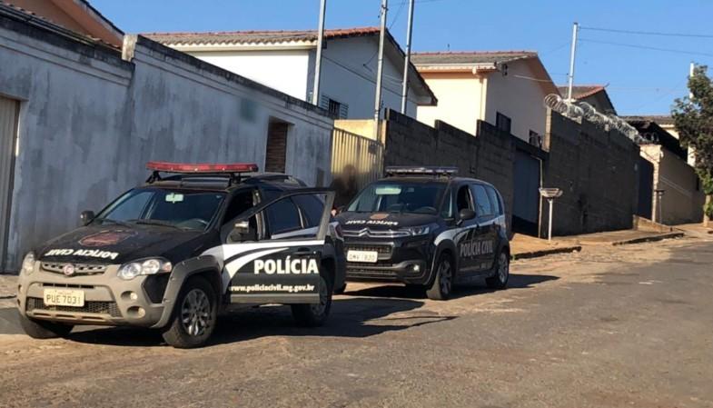 Trio suspeito de roubos em Campos Altos é preso durante operação 'Além das Divisas'
