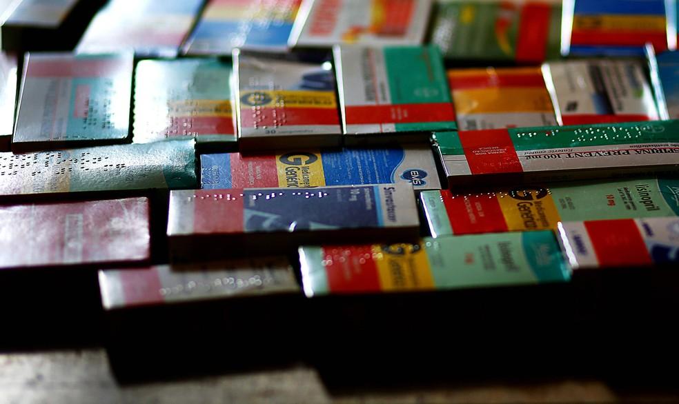 Ministério da Saúde define novos parâmetros para oferta de medicamentos no SUS (Foto: Carlos Severo/Fotos Públicas )