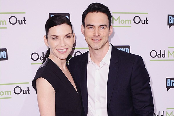 Julianna Margulies e Keith Lieberthal (Foto: Getty Images)
