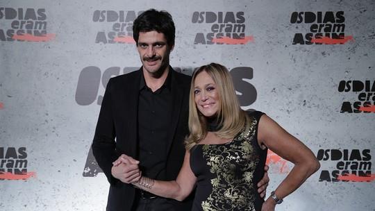 Julio Machado celebra parceria com Susana Vieira: 'Seu bom humor e alegria são deliciosos'