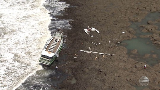 Marinha aponta responsáveis por tragédia e revela peso irregular