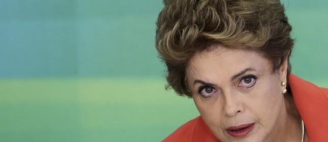 Dilma Rousseff (Foto:  REUTERS/Adriano Machado)