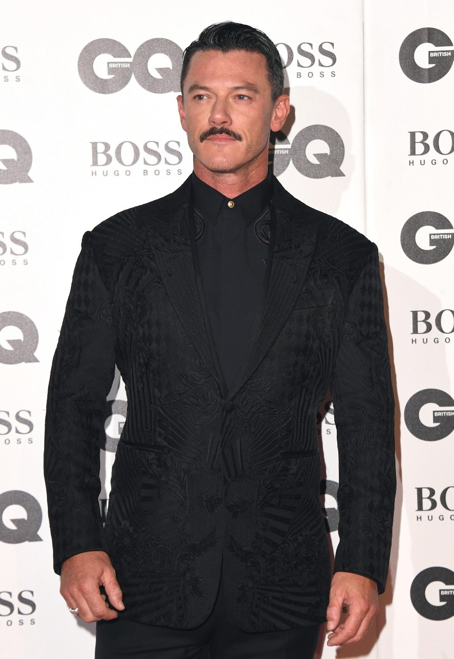 Luke Evans (Foto: getty images)