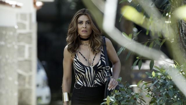 'A força do querer': Juliana Paes interpreta Bibi (Foto: Tv Globo)