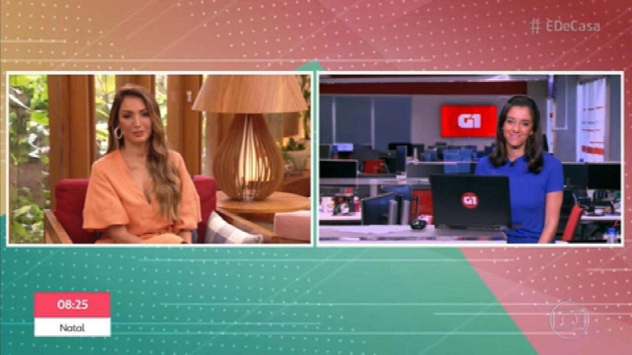 G1 no É de Casa: Eduardo Galvão é internado após testar positivo para Covid-19
