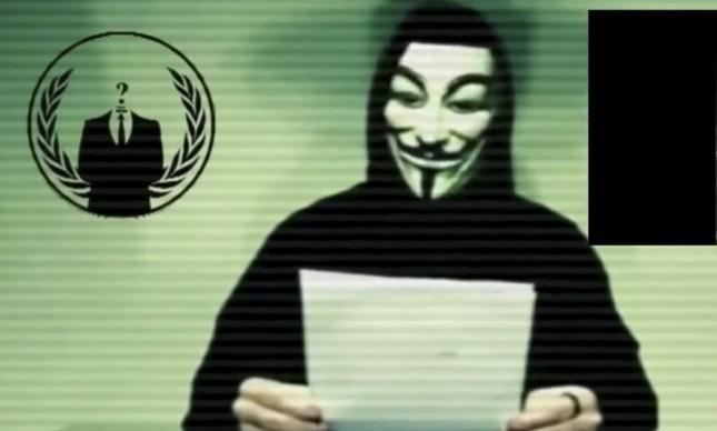 Grupo de hacker Anonymous atacam sites e redes sociais de políticos, servidores privados, bases de empresas e instituições
