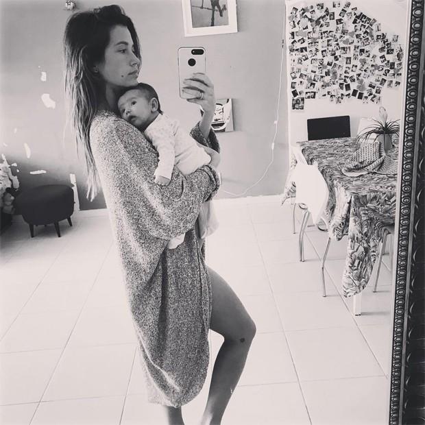 Juliana Didone e a filha, Liz (Foto: Reprodução / Instagram)