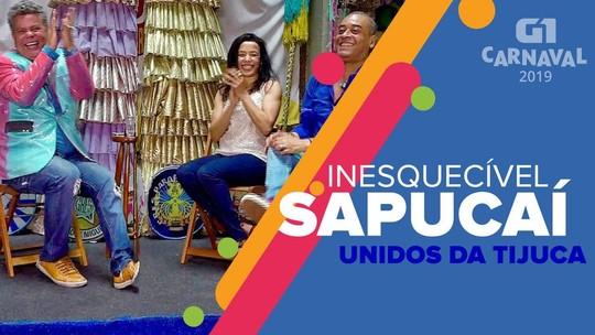 Coreógrafos contam como o carro do DNA da Unidos da Tijuca marcou o carnaval