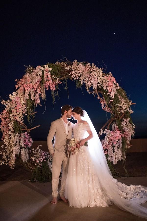 Casamento de Camila Queiroz e Klebber Toledo (Foto: @rodrigosackfotografia)
