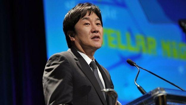 Do Won Chang hoje tem um império de US$ 4 bilhões (Foto: Getty Images via BBC News Brasil)
