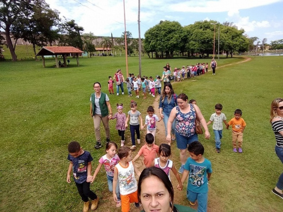 Atividades para crianças serão realizadas de graça no Horto Florestal e Biblioteca Municipal de Avaré (SP) — Foto: Divulgação
