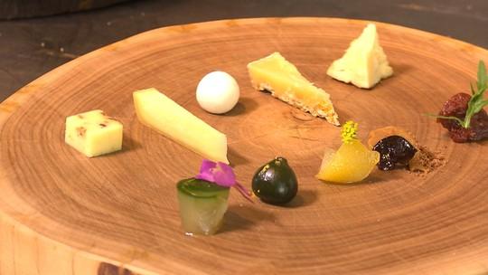 Reprise: Queijo é ingrediente principal  usado em receitas de chefs