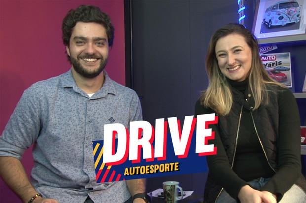 Drive Autoesporte 13/07/2018 (Foto: Autoesporte)