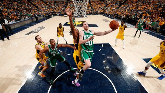 Boston Celtics varre Indiana Pacers nos playoffs e vai à semifinal da Conferência Leste