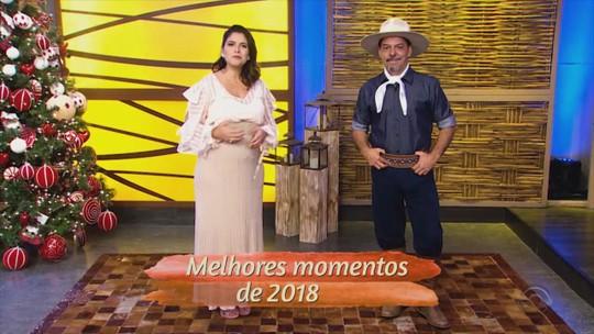 Melhores momentos de 2018: 'Galpão Crioulo' relembra atrações e matérias que marcaram o ano