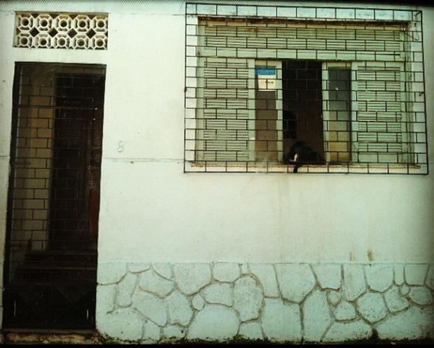 Casa de Claudia Leitte antes da fama  (Foto: Reprodução/Instagram)