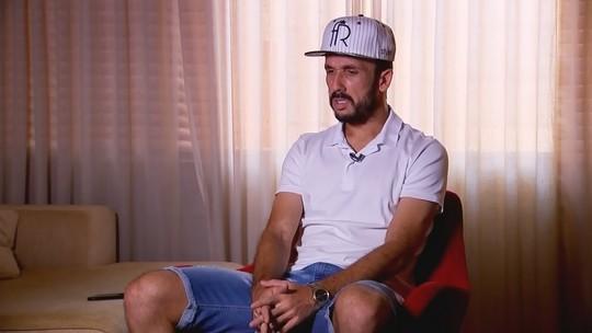 """Após depressão, Thiago Ribeiro sonha com retorno ao futebol: """"Clubes têm pé atrás"""""""