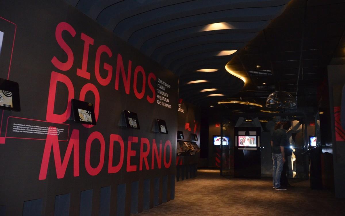 Museu Digital de Campina Grande é inaugurado e leva visitantes à viagem virtual pela história