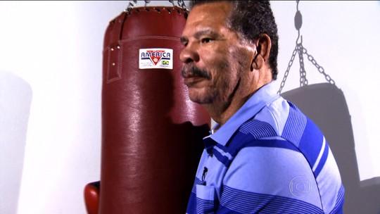 Rival invisível: Maguila encara doença e tenta manter sorrisos com o boxe