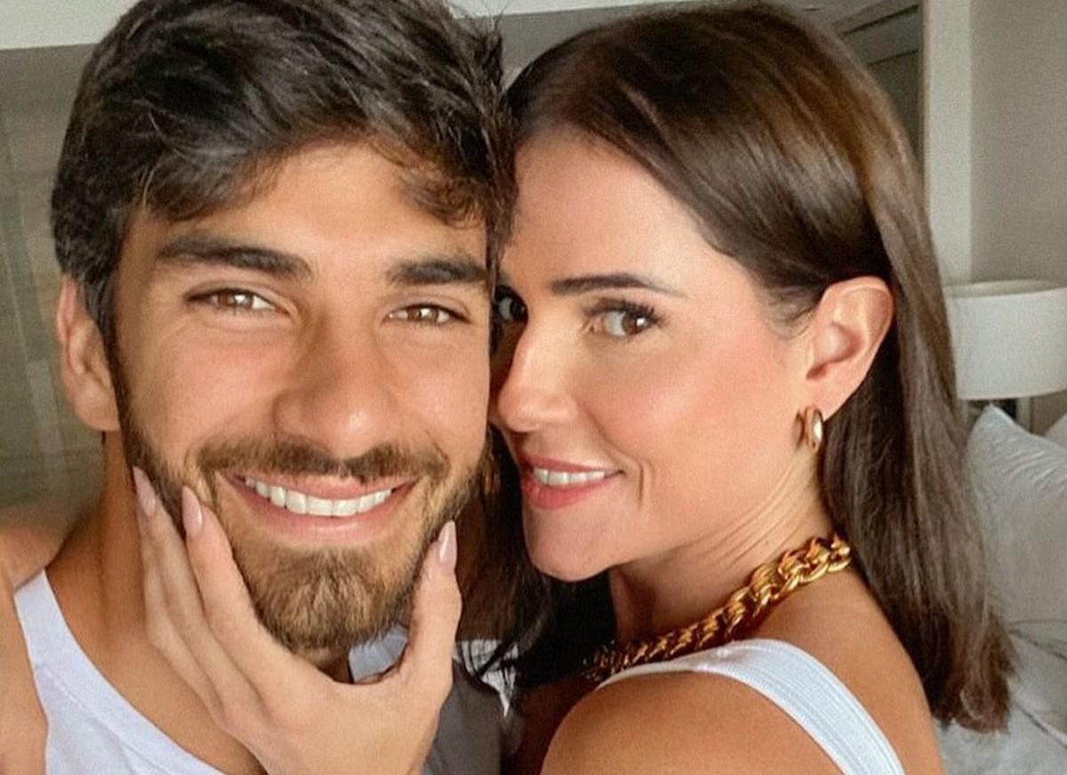 Hugo Moura e Deborah Secco (Foto: Reprodução / Instagram)
