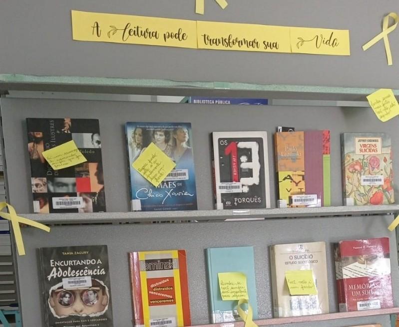 Semusa promove roda de conversa com o tema 'Setembro Amarelo' em Divinópolis