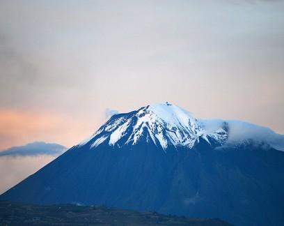 Vulcão Tungurahua, no Equador, dá indícios de que entrará em colapso