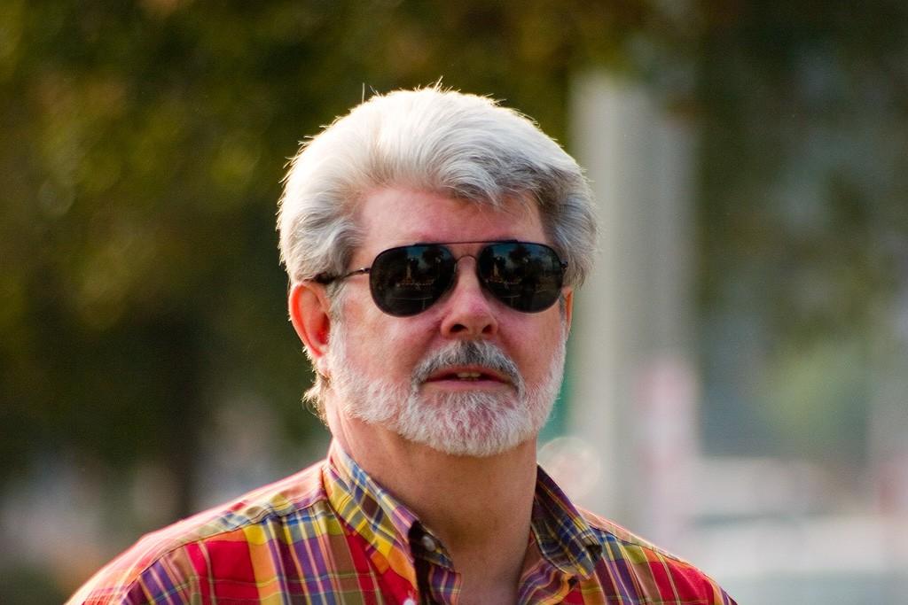 George Lucas, criador de Star Wars (Foto: Flickr/Joey Gannon/Creative Commons)