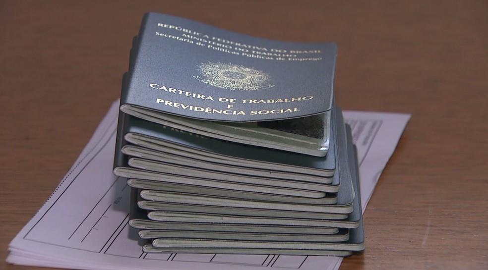 Sine oferece 27 vagas de emprego para Natal, Região Metropolitana, Mossoró e Pau dos Ferros nesta segunda (9) — Foto: Reprodução/RPC