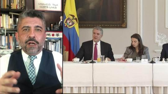 Colômbia tem segundo dia de greve geral em sete dias