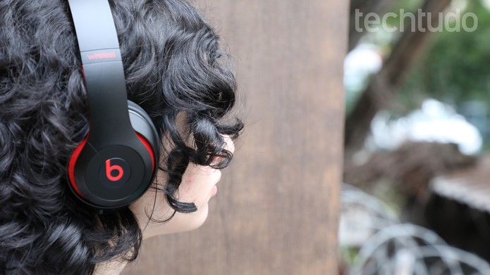 Beats Studio3 Wireless (Foto: Yuri Hildebrand/TechTudo)