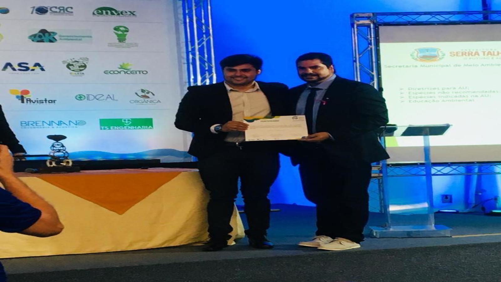 """Serra Talhada recebe certificado ambiental """"Município Qualidade de Vida"""" - Notícias - Plantão Diário"""
