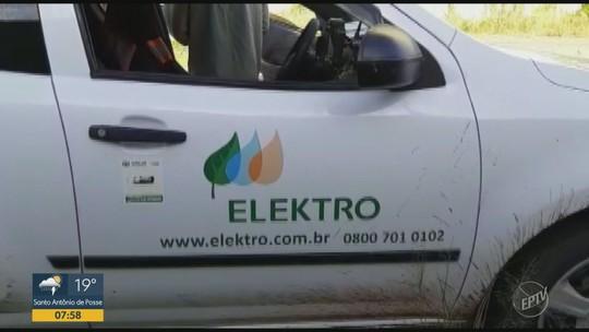 Polícia Civil faz operação contra furto de energia elétrica, em Limeira